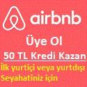 AirbnB davet et kazan