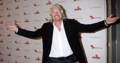 Başarılı Girisimci Özelliği Richard Branson